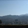 芦川北陵西端の山々
